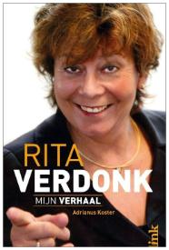 Rita Verdonk Mijn verhaal cover