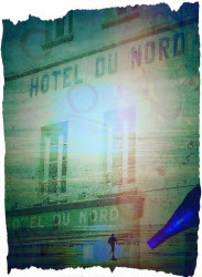 Hotel du Nord collage