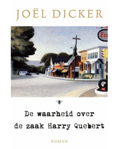 De waarheid over de zaak Harry Quebert Cover