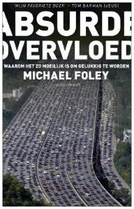 Absurde overvloed Michael Foley Cover