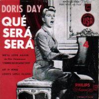 Doris Day Que sera sera