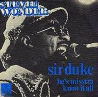 Stevie Wonder Sir Duke