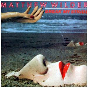 Matthew Wilder Break my Stride