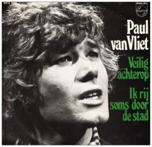 Paul van Vliet - Veilig achterop
