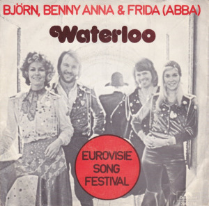 Abba Waterloo Dutch