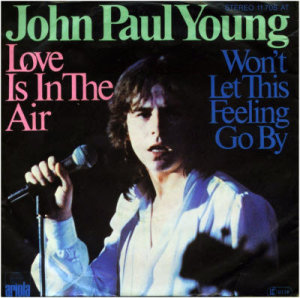 John Paul Young Love is