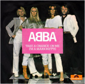 ABBA Take a chance