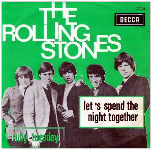 Stones Lets spend the night