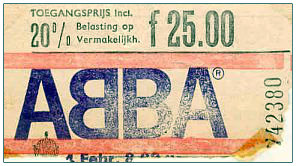 1977TicketAmsteram