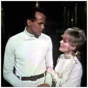Petula Clark and Harry Belafonte 1968 b