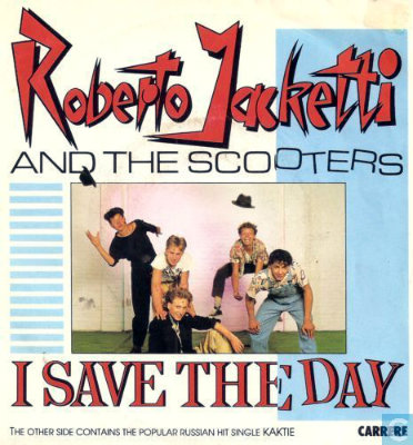 Roberto Jacketti - I save the day