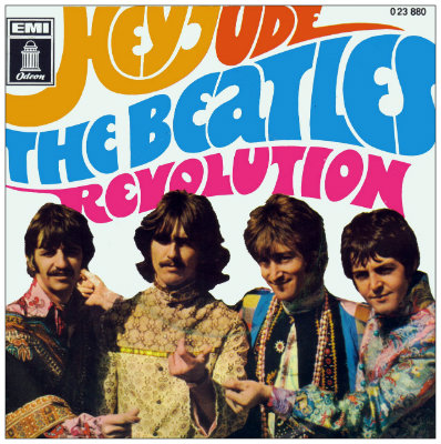 The Beatles Hey Jude