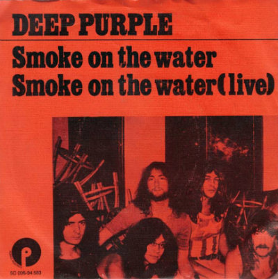 Deep Purple - Smoke on the water_Dutch