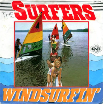 The Surfers - Windsurfin