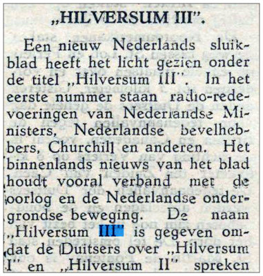hilversum-iii