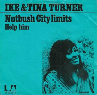 Ike and Tina Turner - Nutbush city limits