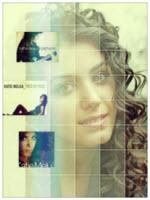 Melua collage