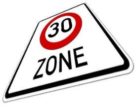 30 km-zone