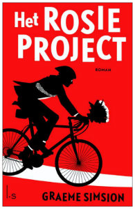 Het Rosie Project Cover