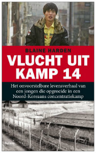 Vlucht it kamp 14 Cover