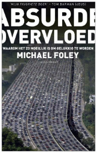 Absurde overvloed Michael Foley Cover