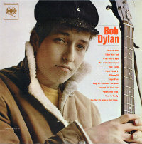 Bob Dylan Debut album