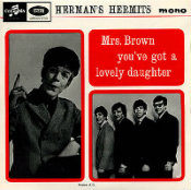 Hermans Hermits Mrs Brown