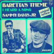 sammy davis jr - baretta´s theme