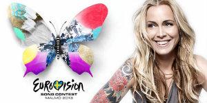 Anouk Eurovisie 2013