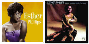 Esther Phillips Collage