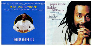 Bobby McFerrin collage