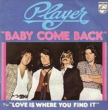 Baby_Come_Back(Single)