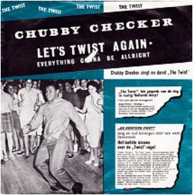 Chubby Checker Let's twist again