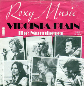 Roxy Music Virginia