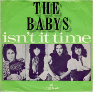 Babys Isnt it time