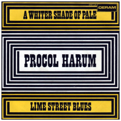 Procol Harum A whiter shade of pale2
