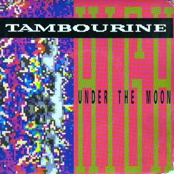 Tambourine High under the moon