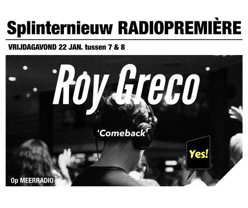 Roy Greco Comeback 22012016